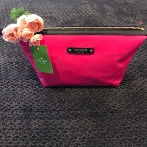 Kate Spade cosmetic bag 🆕💞